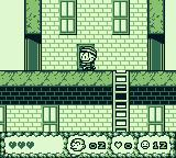 Bonk's Revenge Game Boy Burglar Bonk can break into locked doors...