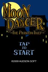 Grappling Action: Moon Dancer iPhone Title Screen