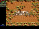 Cannon Fodder 2 Amiga After each mission accomplished, those that survived will do the dance of joy.