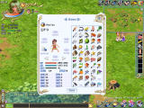 Wonderland Online Windows Taking a look at my well-filled inventory. This game has every food you can think of.