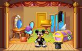 Mickey's Colors & Shapes  DOS Act 1 juggles shapes