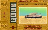 Dune II: The Building of a Dynasty DOS A regular combat tank, powerful enough and can squash enemy infantry.