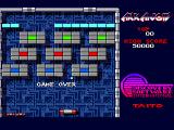 Arkanoid Amiga Some bricks take more time to get destroyed.
