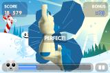 Sil: The Silhouette Game iPhone Match an object quickly and you'll earn a 'perfect' bonus
