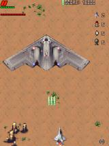 F-22 Raptor J2ME Another boss fight over the desert