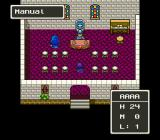 Dragon Quest V: Tenkū no Hanayome SNES In a church