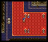 Dragon Quest VI: Maboroshi no Daichi SNES In the castle