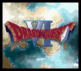 Dragon Quest VI: Maboroshi no Daichi SNES Title