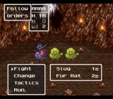 Dragon Quest VI: Maboroshi no Daichi SNES Fighting