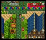 Dragon Quest VI: Maboroshi no Daichi SNES In a town