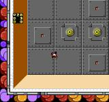 Fun House NES The first room
