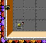 Fun House NES The Four Corners room has targets at the four corners of the room