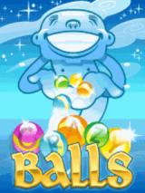 Crazy Balls J2ME Title screen