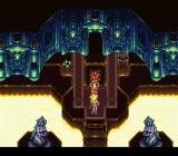 Chrono Trigger SNES Ocean Palace, build by an advanced civilization in 12000 AD