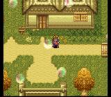 Terranigma SNES In the village