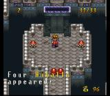 Terranigma SNES Surrounded by enemies