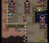 Terranigma SNES Second tower