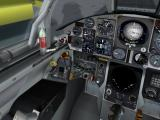 X-Plane 9 Windows CF-104 Starfighter