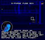 Alien³ SNES Ripley gives a mission briefing... to the player directly?