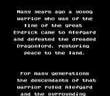 Dragon Warrior II NES The story