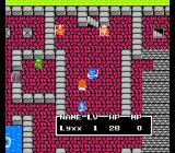 Dragon Warrior II NES In a town