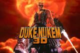 Duke Nukem 3D iPhone Opening title screen.