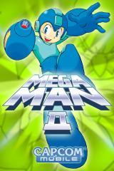 Mega Man 2 iPhone Opening splash screen.