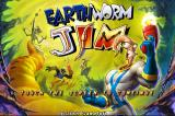 Earthworm Jim: Special Edition iPhone Title screen