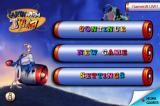 Earthworm Jim: Special Edition iPhone The options menu