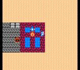 Dragon Warrior II NES A lonely house