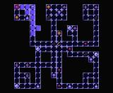Knight Lore Remake MSX Map