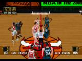 NBA in the Zone '98 PlayStation Game start