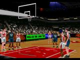 NBA in the Zone '98 PlayStation Free throw