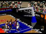NBA in the Zone '98 PlayStation In the hoop
