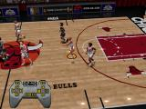 NBA Live 96 PlayStation Replay
