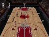 NBA Live 96 PlayStation Top view