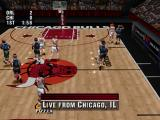 NBA Live 96 PlayStation Closer camera