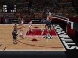 NBA Live 96 PlayStation Side view