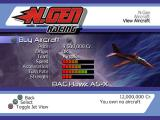 N.GEN Racing PlayStation Buying an aircraft.