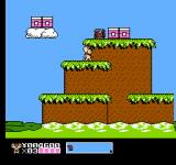 Mappy Kids NES Stage 3