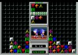 Sonic Eraser Genesis When Sonic gets attacked however, he'll become dizzy, and the player loses control of the puzzle pieces.
