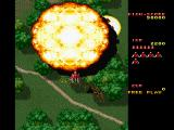 Raiden DX PlayStation A huge explosion
