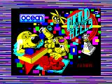 Head Over Heels ZX Spectrum Loading screen