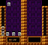 Maxi 15  NES This stage requires the numbers to be eliminated vertically to count towards beating the stage (Stakk'M)