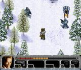 True Lies SNES Harry escapes the chateau.