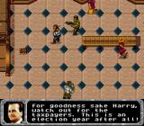 True Lies SNES Whoops!  Watch the innocents!