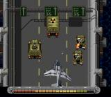 True Lies SNES Shoot the nuke trucks before they reach the city!