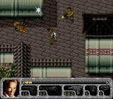 True Lies SNES The game includes some scenes not in the movie. Here, Harry goes to China to disarm a bomb.