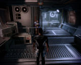 Mass Effect 2: Zaeed: The Price of Revenge Windows Zaeed's room on the Normandy