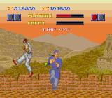 Street Fighter TurboGrafx CD Special Kick 2